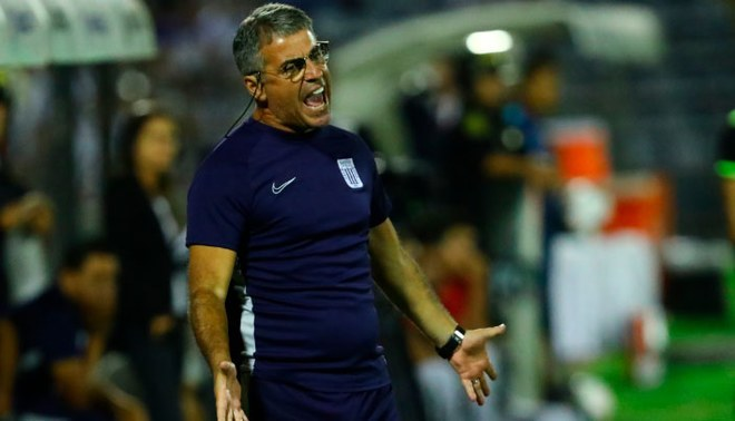 Pablo Bengoechea fue sancionado con dos partidos y una multa de 3 UIT
