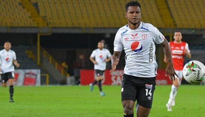Aldair Rodríguez fue duramente criticado por falta de gol