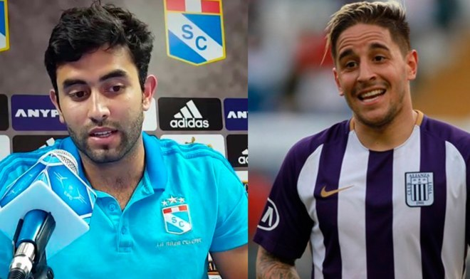 Sporting Cristal, Alejandro Hohberg, Alianza Lima, Alfonso García Miró, Gabriel Costa