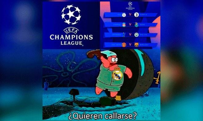 Champions League 2019, memes, cuartos de final