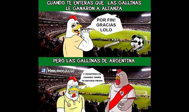 Alianza Lima vs Universitario