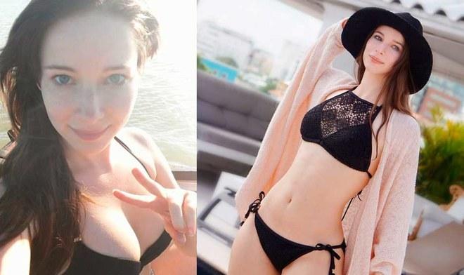 Enji Night es una de las cosplayer del momento y no solo es admirada por su belleza, sino también por su inclinación hacia los dibujos animados de antaño