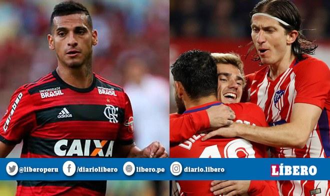 Flamengo busca reemplazo para Miguel Trauco en el Atlético de Madrid