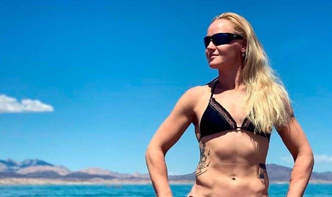Valentina Shevchenko | El lado más sensual de la peleadora de artes marciales (Instagram)