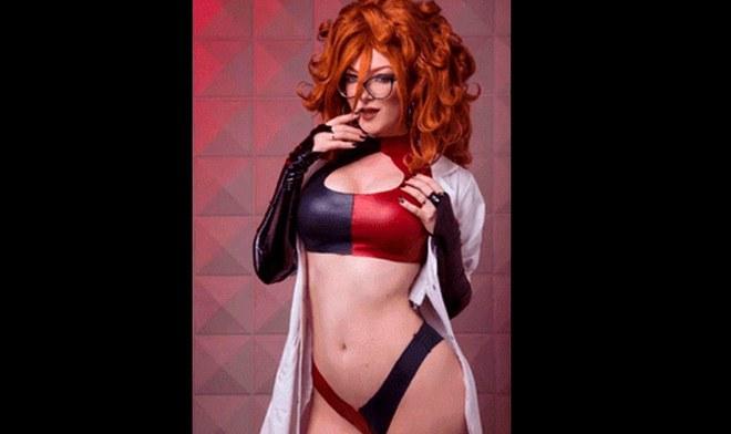 Dragon Ball Super: Sexy joven realiza candente cosplay en Instagram de la Androide 21