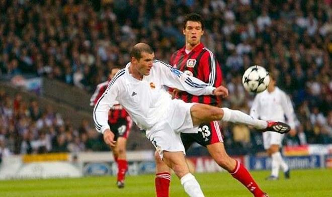 Zinedine Zidane lideró a los 'Blancos' en la obtención de la novena Champions League (Difusión)