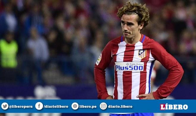 Antoine Agriezman confirma su salida del Atlético Madrid  Barcelona