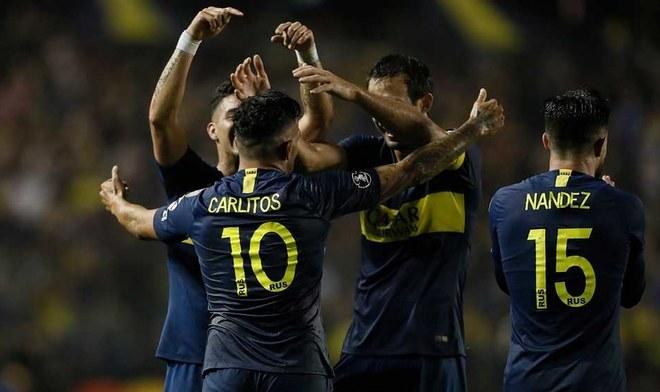 Copa Libertadores - Boca Juniors