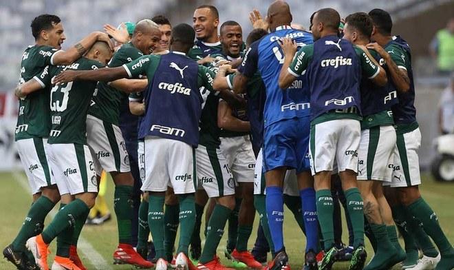 Copa Libertadores - Palmeiras