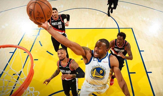 NBA EN VIVO Warriors vs Blazers ONLINE ESPN HOY EN DIRECTO Movistar España GRATIS Horario, fecha, guía de canales TV, Conferencia Oeste NBA 2019 Sthephen Curry VIDEO YouTube