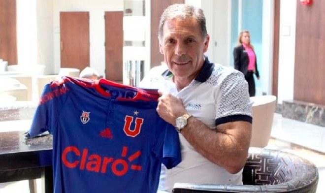Miguel Ángel Russo es opción para dirigir a la U de Chile