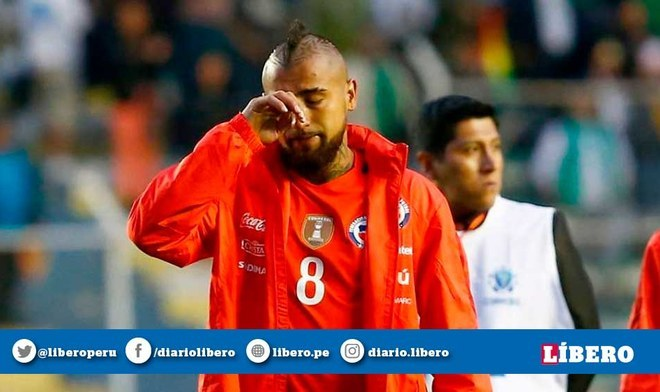 Arturo Vidal confesó el momento más duro que lo llevó hasta las lágrimas