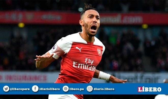 Arsenal podría perder al delantero gabonés