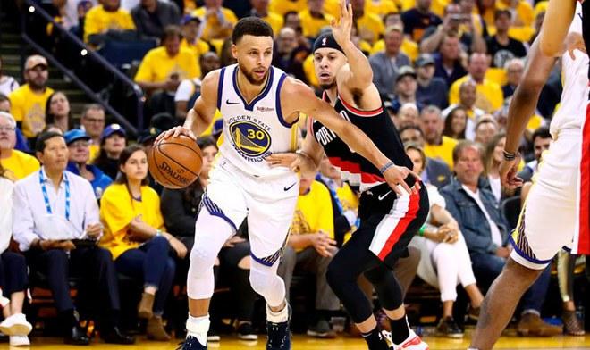 NBA EN VIVO Warriors vs Blazers ONLINE ESPN HOY EN DIRECTO Movistar España GRATIS Horario, fecha, guía de canales TV, Conferencia Oeste NBA 2019 Stephen Curry VIDEO YouTube