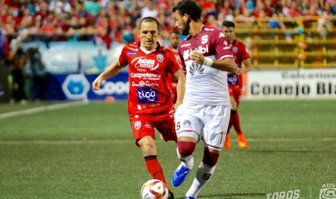 San Carlos vs Saprissa