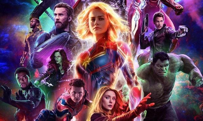 'Avengers: Endgame': es la película más pirateada en Facebook y YouTube