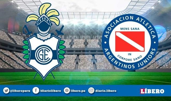 VER Gimnasia vs Argentinos Juniors EN VIVO EN DIRECTO ONLINE | Copa de la Superliga | Fox Sports TNT Sports