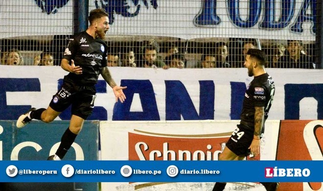 Argentinos Juniors venció 2-1 a Gimnasia y accedió a la semifinal de la Copa de la Superliga [RESUMEN]