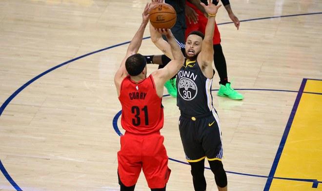 NBA EN VIVO Warriors vs Blazers GAME 2 ONLINE ESPN HOY EN DIRECTO Movistar España GRATIS Horario, fecha, guía de canales TV, Conferencia Oeste NBA 2019 Stephen Curry VIDEO YouTube