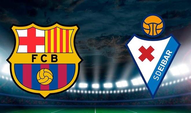 Barcelona vs Eibar EN VIVO por última jornada de la liga española