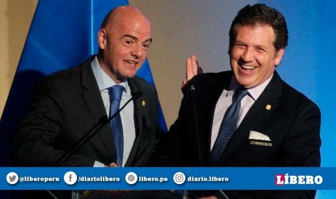 Conmebol confirmó más cupos para Sudamérica en el Mundial Qatar 2022