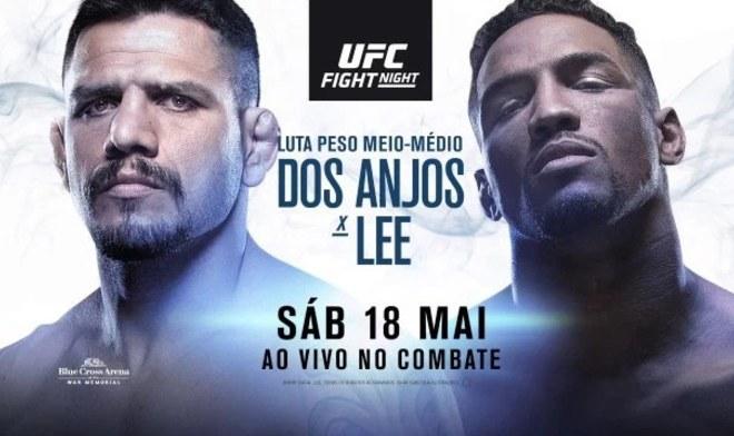 Rafael Dos Anjos y Kevin Lee se enfrentarán en la categoría peso wélter de UFC
