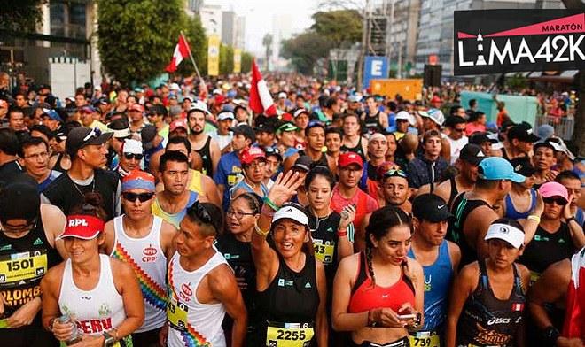 Todo lo que debes saber de la maratón Lima 42k