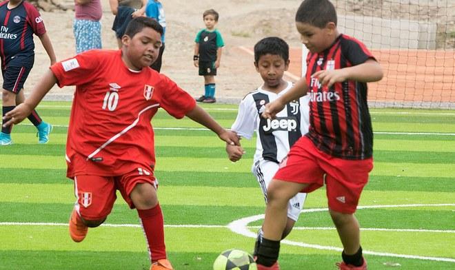 Miles de niños podrán participar de forma gratuita en talleres deportivos.