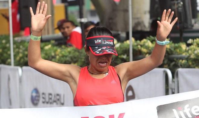 Ganadores del Lima 42k.