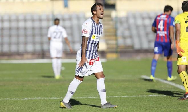 Alianza Lima perdió 2-1 ante Alianza Universidad en Huánuco