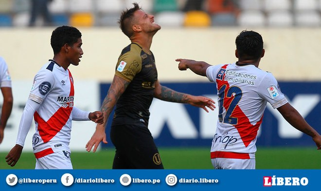 Universitario perdió 4-2 con Municipal en la fecha 14 del Apertura de la Liga 1 Movistar | VIDEO