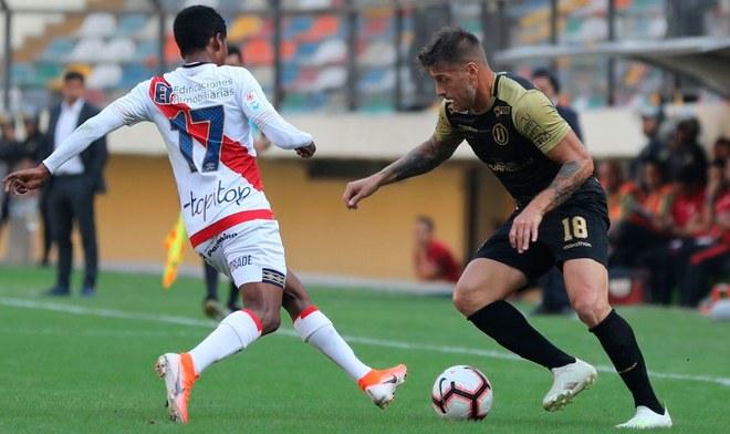 Universitario perdió 4-2 con Municipal en la fecha 14 del Apertura de la Liga 1 Movistar