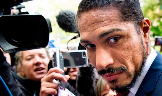 Paolo Guerrero durante su apelación en la Justicia de Suiza