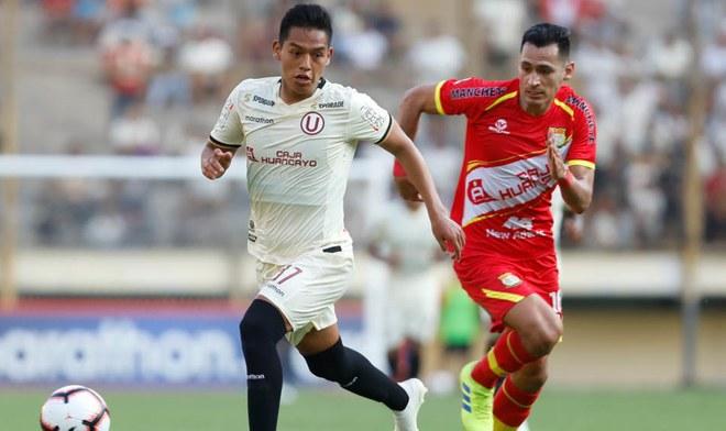 Universitario: Las cinco bajas del cuadro crema para el duelo ante Ayacucho FC