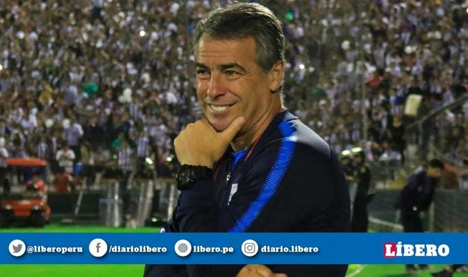 Pablo Bengoechea asoma como alternativa para dirigir Universitario de Deportes