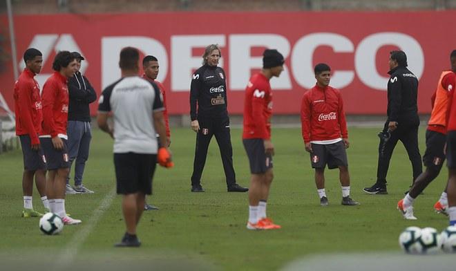 Ricardo Gareca Selección peruana Copa América Brasil