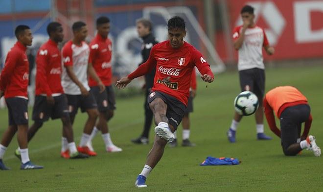 Renato Tapia, Selección peruana, Copa América Brasil