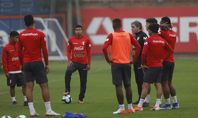 Selección peruana, Copa América Brasil