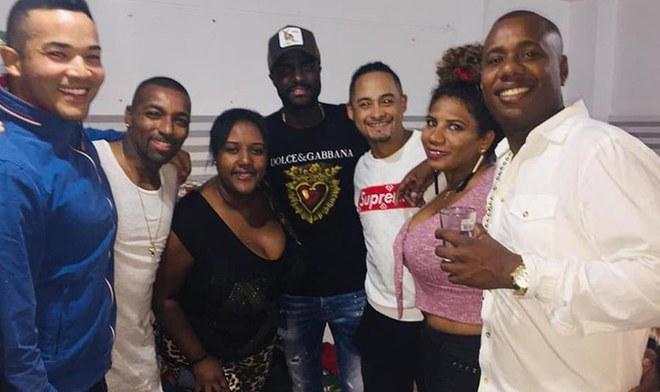 Christian Ramos es captado en fiesta de cumpleaños tras la goleada de Melgar en la Sudamericana