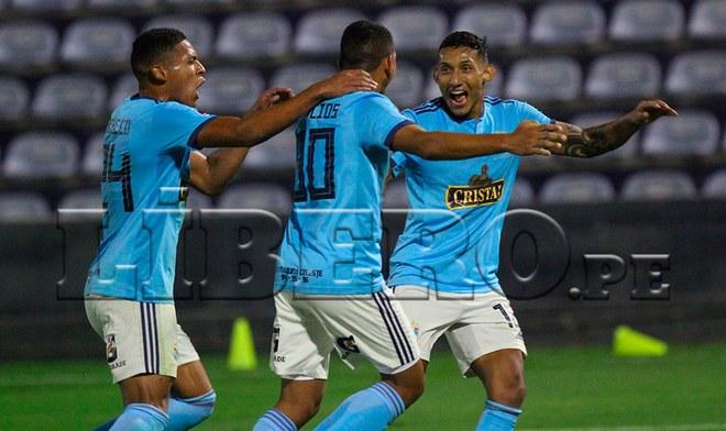 Sporting Cristal, Unión Española, Copa Sudamericana 2019