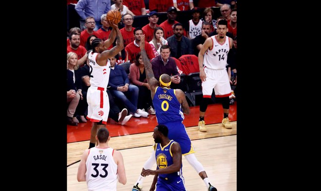 Warriors vs Raptors EN VIVO por las Finales de la NBA.