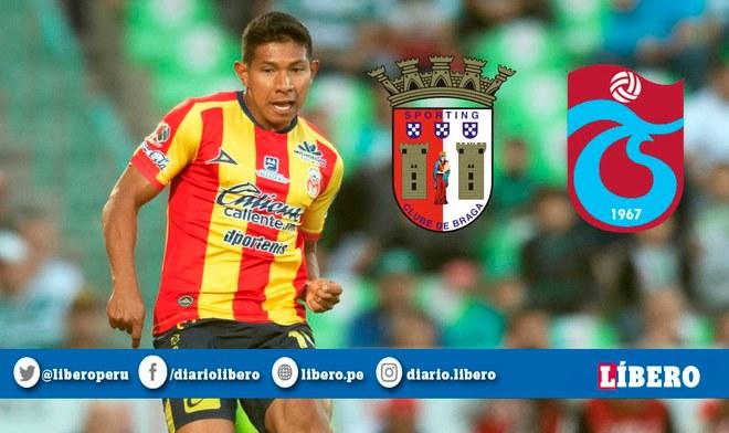 Edison Flores despierta interés de clubes de Europa.