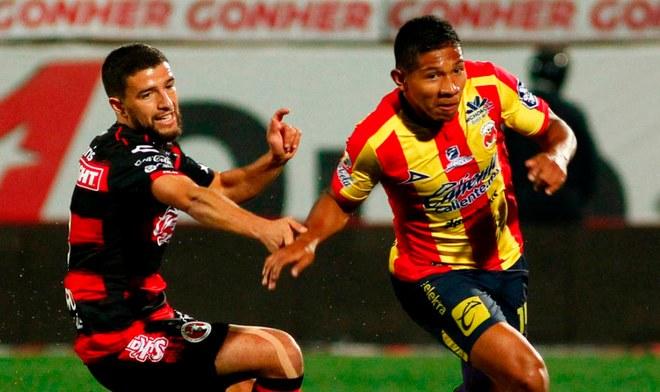 Edison Flores seguirá jugando en el Morelia