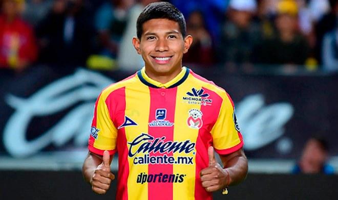 Edison Flores seguirá jugando en el Morelia.
