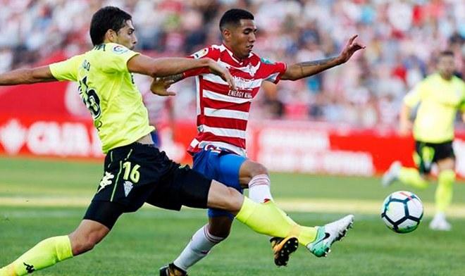 Sergio Peña podrá jugar en la primera división de España tras el ascenso de Granada a la Liga Santander | VIDEO