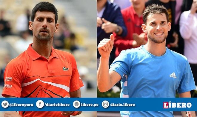 Djokovic vs Thiem EN VIVO hoy por ESPN Movistar España | Ver Roland Garros 2019 gratis ONLINE Abierto de Francia París por Internet Puntos Tenis EN VIVO Video YouTube | yt