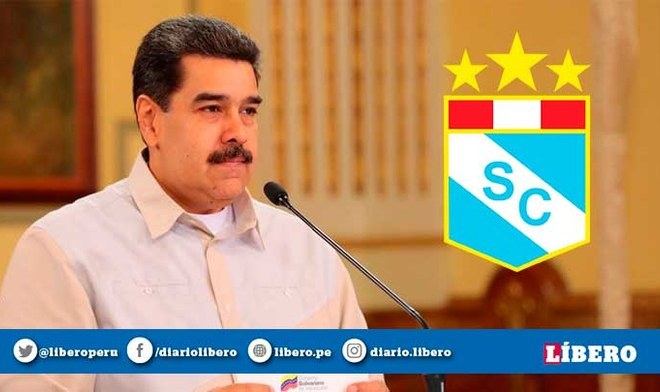 Copa Sudamericana: El anuncio de Nicolás Maduro genera problemas a Sporting Cristal