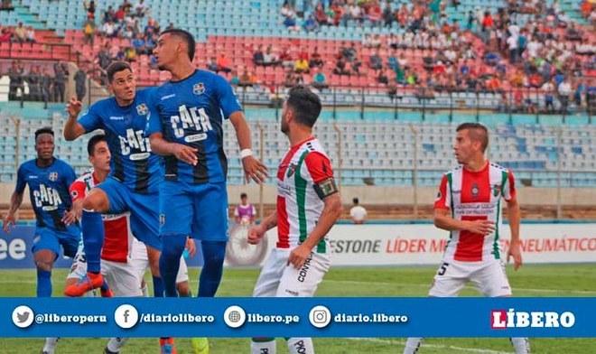 Zulia FC eliminó a Palestino en segunda fase de la Copa Sudamericana (La Tercera)