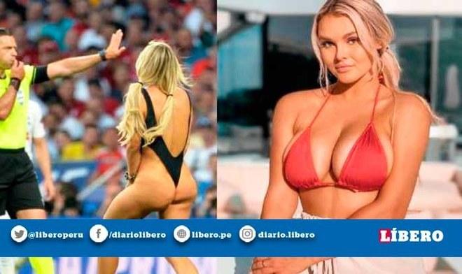 Kinsey Wolanski, jugadores del Liverpool le enviaron mensajes privados después de la final de la Champions League
