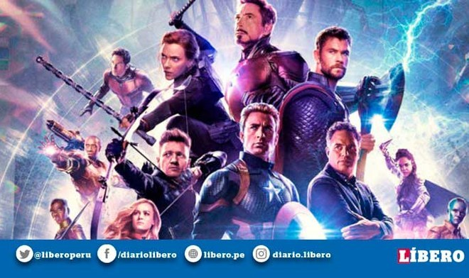 Avengers Endgame: película completa filtrada Facebook Watch
